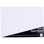 QUILL FOAM BOARD 5MM A3 WHITE