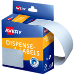 AVERY 937225 GENERAL USE LABELS 89 X 43MM WHITE BOX 100