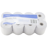 INITIATIVE CALCULATOR ROLL LINT FREE 57 X 57 X 115MM PACK 8
