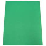COLOURFUL DAYS COLOURBOARD 160GSM A4 EMERALD GREEN PACK 100
