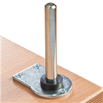 SYLEX DESK MOUNTING PIN FOR ICESCREEN PARTITIONS