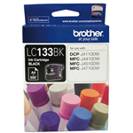 BROTHER LC133BK INK CARTRIDGE BLACK