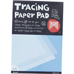 MICADOR TRACING PAD 65GSM A4 WHITE PACK 50
