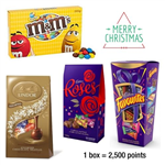 GIFT CHOCOLATES 2500 POINTS