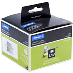 DYMO 99017 LW LABELS SUSPENSION FILE 12 X 50MM 1 X ROLL 220 WHITE